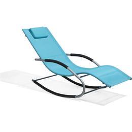 Beliani Carano Rocking Chair