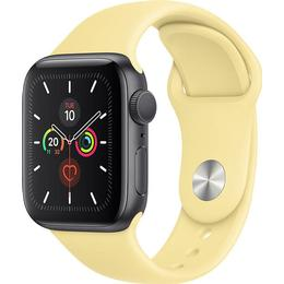 Apple Watch Series 5 Cellular 40mm Aluminum Case with Sport Band
