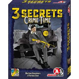 3 Secrets: Crime Time