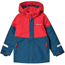 Didriksons Lun Kid's Jacket - Hurricance Blue (502649-343)