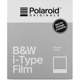 Polaroid B&W Film for i-Type 8 pack