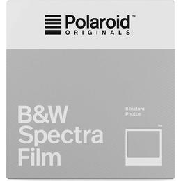 Polaroid B&W Film for Spectra 8 pack