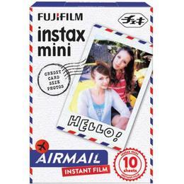 Fujifilm Instax Mini Film Airmail 10 pack