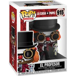 Funko Pop! Television La Casa de Papel El Profesor