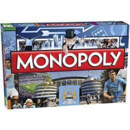 Monopoly Manchester City FC Edition
