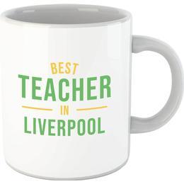 Best Teacher Cup 31.5 cl