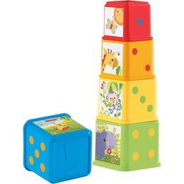 Fisher Price Stack & Explore Blocks