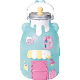 Zapf Baby Born Surprise Baby Bottle House