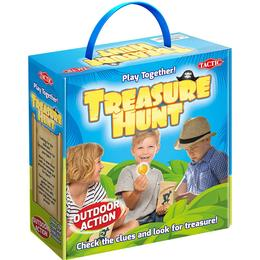 Tactic Treasure Hunt