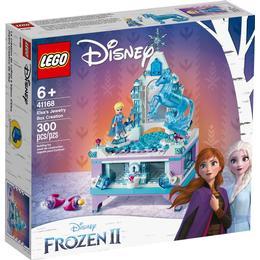 Lego Disney Elsa's Jewelry Box Creation 41168