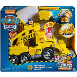 Spin Master Paw Patrol Ultimate Rescue Construction Truck