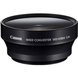 Canon WD-H58W Add-on lens