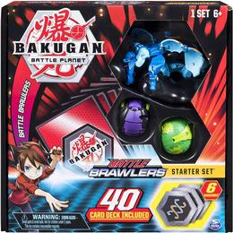 Spin Master Bakugan Battle Pack Battle Brawlers Starter Set
