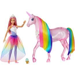 Barbie Dreamtopia Unicorn & Dolls