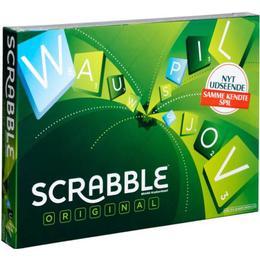 Mattel Scrabble