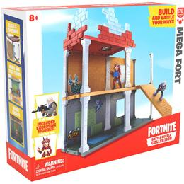 Moose Fortnite Battle Royale Collection Mega Fort