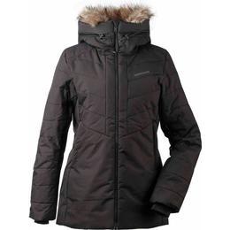 Didriksons Nana Women's Padded Jacket - Black
