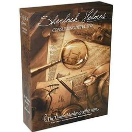 Ystari Sherlock Holmes Consulting Detective: The Thames Murders & Other Cases