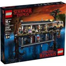 Lego Stranger Things the Upside Down 75810