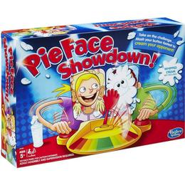 Hasbro Pie Face Showdown!