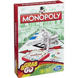 Monopoly: Grab & Go Travel