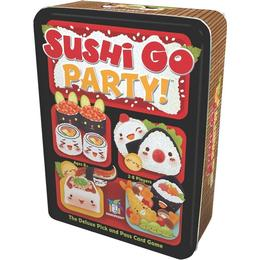 Gamewright Sushi Go Party!