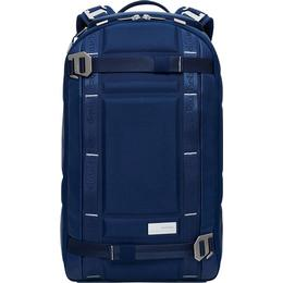 Douchebags The Backpack - Deep Sea Blue Leather