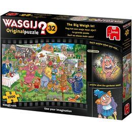 Jumbo Wasgij Original 32 The Big Weigh In! 1000 Pieces