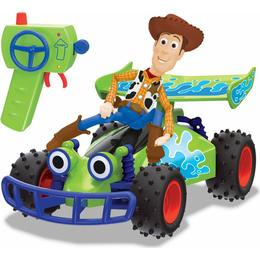 Dickie Toys Toy Story Buggy with Woody RTR 203154001