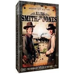 Alias Smith & Jones Season 1 Box 1 (DVD)