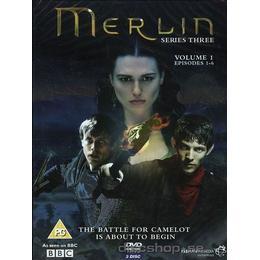 Merlin - Series 3 Vol 1 (3-disc)