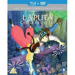 Laputa: Castle In The Sky - Double Play (Blu-ray + DVD)
