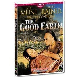 THE GOOD EARTH:ALL REGION IMPORT..PAUL MUNI AND LUISE RAINER.