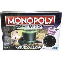 Hasbro Monopoly: Voice Banking
