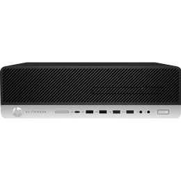 HP EliteDesk 800 G5 7PF01ET