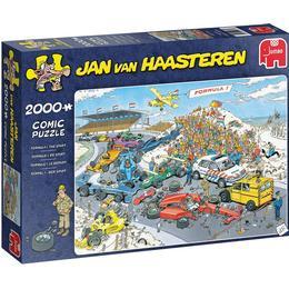 Jumbo Jan van Haasteren Formula 1 the Start 1000 Pieces