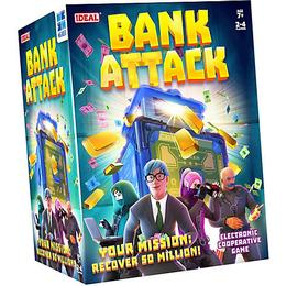 Ideal Bank Attack Game