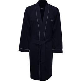 Hugo Boss Kimono BM Bathrobe - Dark Blue