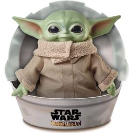Mattel Star Wars The Child Small Yoda Mandalorian 28cm