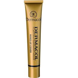 Dermacol Make-Up Cover SPF30 #224 Dark Orange-Brown with Golden Undertone