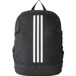 Adidas 3-Stripes Power Backpack Medium - Black/White/White