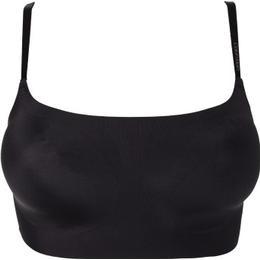 Calvin Klein Invisibles Retro Bralette - Black