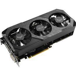 ASUS GeForce GTX 1660 TUF Gaming X3 OC HDMI DP 6GB