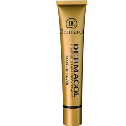 Dermacol Make-Up Cover SPF30 #207 Very Light Beige with Apricot Undertone