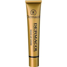 Dermacol Make-Up Cover SPF30 #223 Dark Olive with Beige Undertone