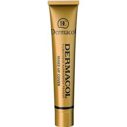 Dermacol Make-Up Cover SPF30 #215 Medium Beige with Reddish Undertone