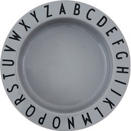 Design Letters Eat & Learn Deep Plate