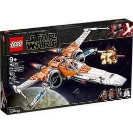 Lego Star Wars Poe Dameron's X-Wing Fighter 75273