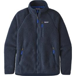 Patagonia Retro Pile Fleece Jacket - New Navy