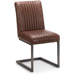 Julian Bowen Brooklyn 90cm 2-pack Kitchen Chair